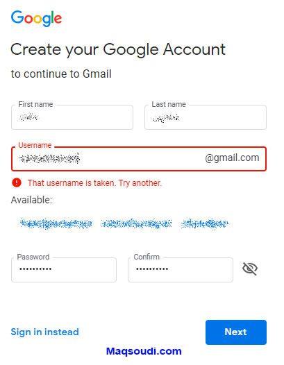 آموزش ساخت gmail ( جیمیل ) در کامپیوتر یا لب تاب محسن مقصودی